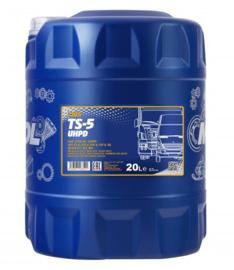 7105 TS-5 UHPD 10W-40 API CI-4/CH-4/CG-4/CF-4/CF/SL     20LTR