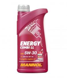 7907  MANNOL Energy Combi LL 5W-30 API SN / CF    1LTR