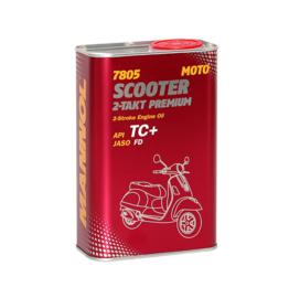 7805 Scooter 2-Takt Premium API TC +     1LTR