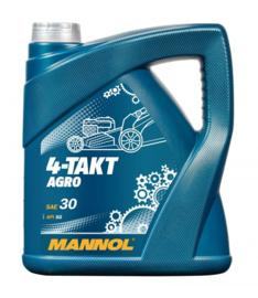 7203  4-Takt Agro SAE 30 API SG        4L