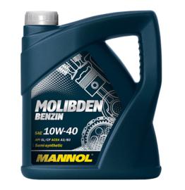 7505 Molibden-Benzine 10W-40 API SL / CF   4 LTR