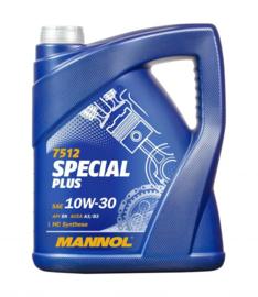 7512 Special Plus 10W-30 API SN       4X5LTR