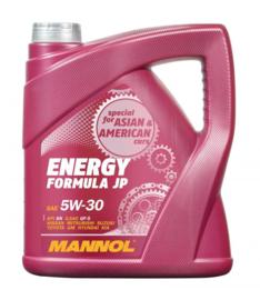 7914 Energy Formula JP 5W-30 API SN  20X 4 LTR