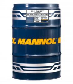 7511  Energy 5W-30 API SL/CH-4   60LTR