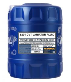 8201  CVT Variator Fluid     20LTR