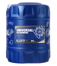 8107  universele tandwielolie 80W-90 API GL 4         20LTR