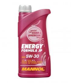 7914 Energy Formula JP 5W-30 API SN   20X1 LTR