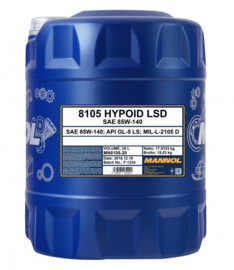 Hypoid LSD 85W-140 API GL-5 LS