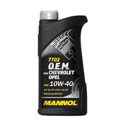 MANNOL O.E.M. AUTOMOTIVE  OIL