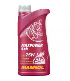 8102 Maxpower 4x4 75W-140 API GL-5 LS    1LTR