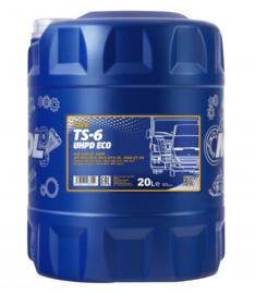 7106 TS-6 UHPD Eco 10W-40 API CI-4/SL      20LTR
