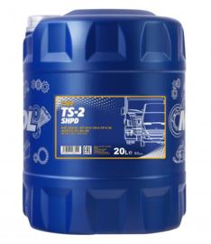 7102 TS-2 SHPD 20W-50 API CH-4/CG-4/CF-4/SL        20LTR