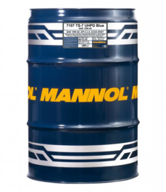7107 TS-7 UHPD Blue 10W-40 API CJ-4    208LTR