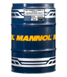 7907  MANNOL Energy Combi LL 5W-30 API SN / CF    60 LTR