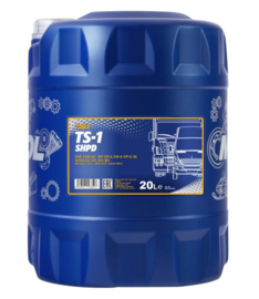 7101 TS-1 SHPD 15W-40 API CH-4/CG-4/CF    20 LTR
