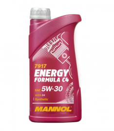 7917 Energy Formula C4 5W-30     1LTR