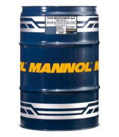 8102 Maxpower 4x4 75W-140 API GL-5 LS    208LTR