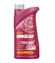 Unigear 75W-80 API GL4/GL