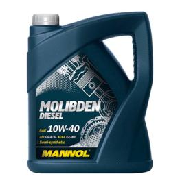 7506 Molibden Diesel 10W-40 API CG-4 / SL   5 LTR