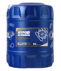 8106 Hypoid tandwielolie 80W-90 API GL 4 / GL 5 LS     20LTR