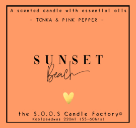 The Perfumer Fragrance : Sunset beach