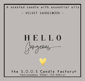 The Perfumer Fragrance : Hello gorgeous