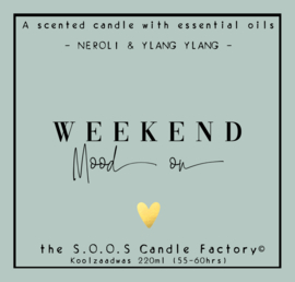 The Perfumer Fragrance : Weekend mood on