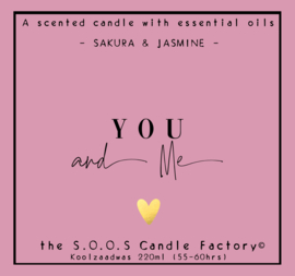 The Perfumer Fragrance : You and me