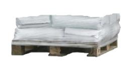 1/4 pallet strooizout 12 zakken a 25kg