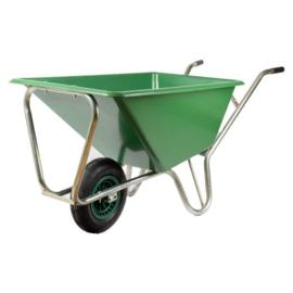 Kruiwagen Poly enkel wiel