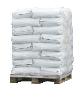1 pallet strooizout 40 zakken a 25kg