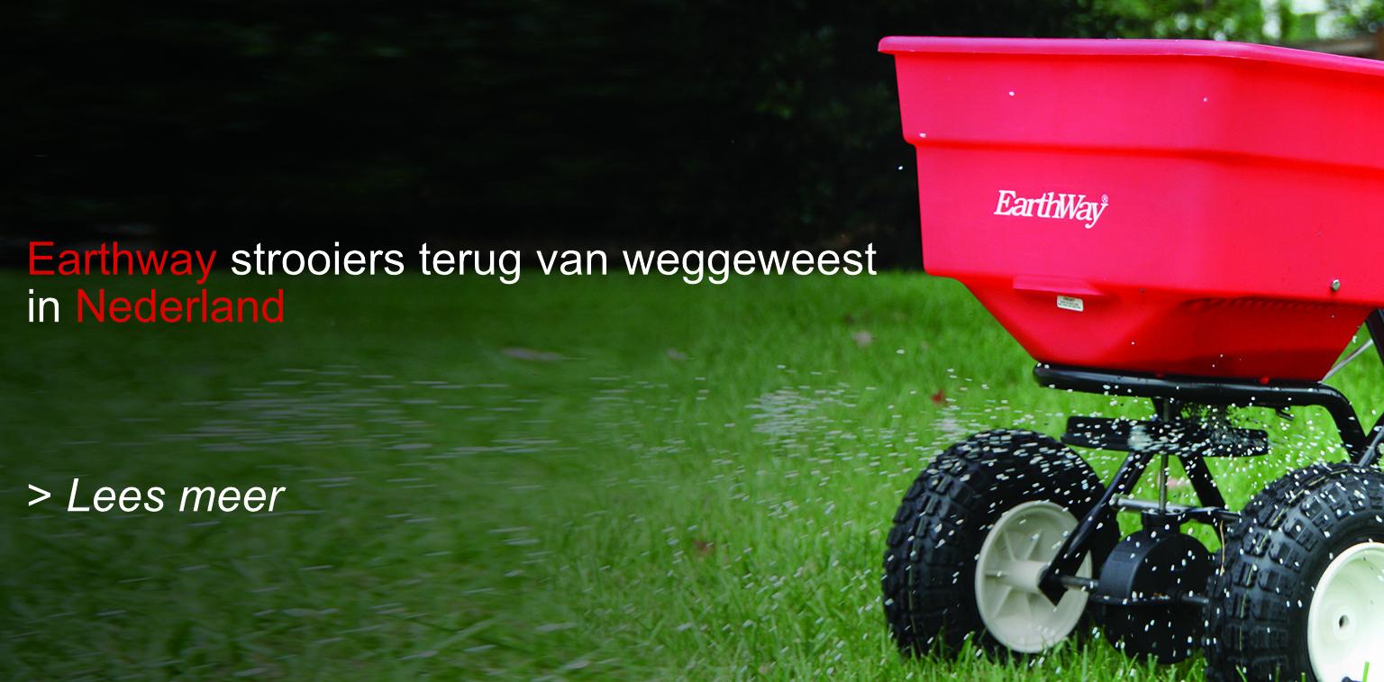 Earthway terug in Nederland