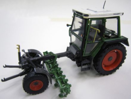 Fendt 360 GT Tool Carrier with Hoe
