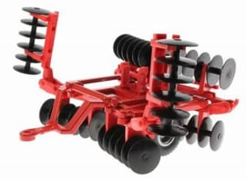 Disk Harrow Red