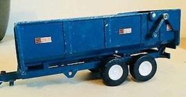 Marston 12 Tons Kieper Blauw