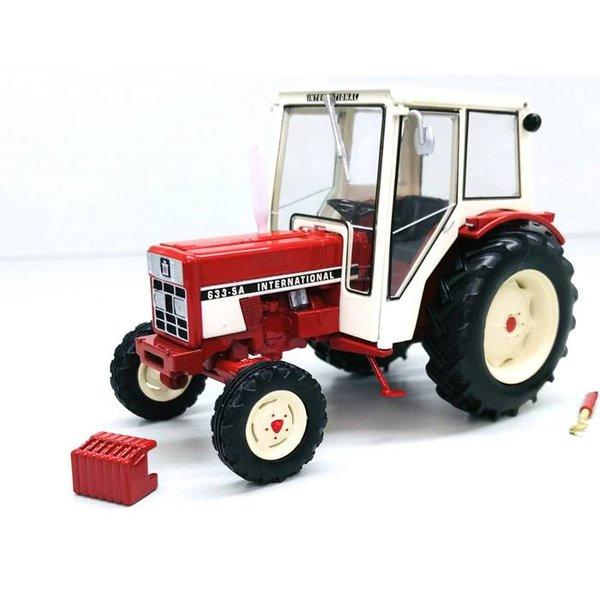 International 633 SA 2WD