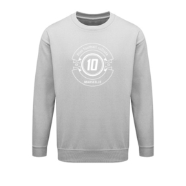 Voetbal sweater no. 10 Zidane