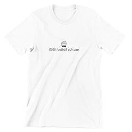 Voetbalshirt D10S logo football