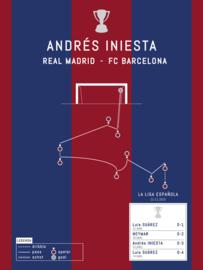 Poster - Iniesta 2015 goal