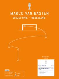 Poster - Van Basten 1988 goal