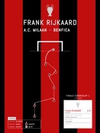 Poster - Rijkaard 1990 goal