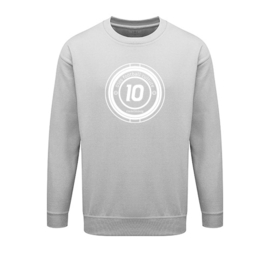 Voetbal sweater no. 10 Laudrup