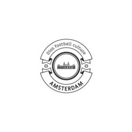 Amsterdam voetbal - icoon