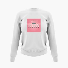 Dames voetbal sweater - Engeland
