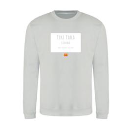 Voetbal sweater - tiki taka