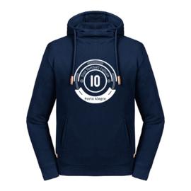 Voetbal hoodie Ronaldinho 10