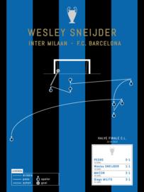 Poster - Sneijder 2010 goal