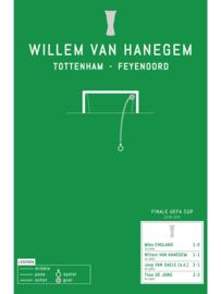 Poster - Van Hanegem 1974 goal
