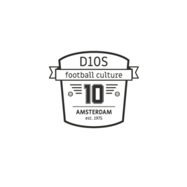 Amsterdam voetbal - schild