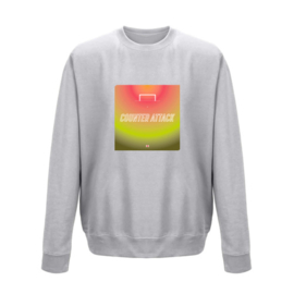 Voetbal sweater - counter attack